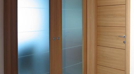 Porte interne in legno - Falegnameria Murari snc