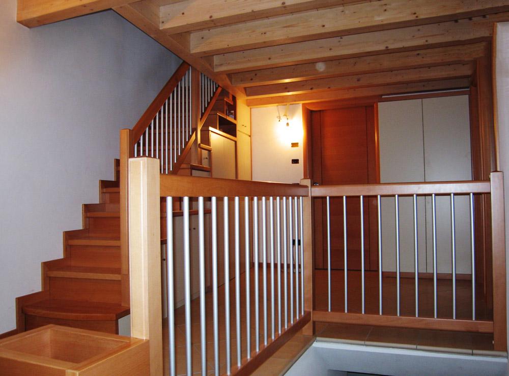 Scale in legno interne nuvola scale interne modulari - Scale interne in legno prezzi ...